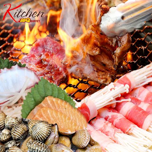 Thỏa Thích Ăn Buffet Nướng Ngắm Hồ Gươm Tại The Kitchen BBQ Buffet