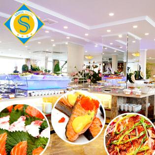 Buffet Sen Việt Đẳng Cấp Quốc Tế - Khuyến Mại Đi Kèm